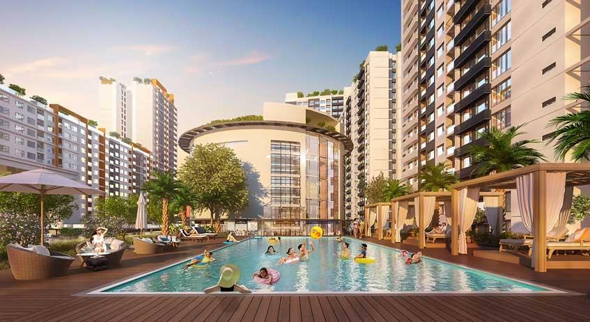 dự án new city Thủ Thiêm